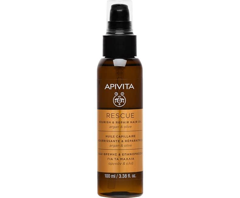 Олія для живлення та відновлення волосся